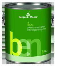 Benjamin Moore, Ben