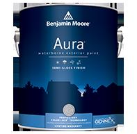 Benjamin Moore, Aura Exterior, Semi-gloss