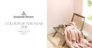 Benjamine Moore Colour of the Year